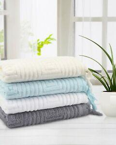 Troya Bamboo Hand Towel (1 Pc)