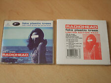 Radiohead - Fake Plastic Trees - CD 1 & 2 (2 CD Set) Limited Edition Pack Sealed