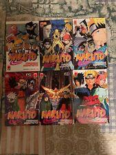 Naruto Serie Nera 2-55-56-63-66 PRIMA EDIZIONE (VOLUME 2 PRIMA RISTAMPA)
