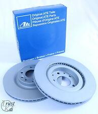 ATE 2x Bremsscheibe Vorne für Mazda RX 8 SE17 2,6 Wankel Motor 141 170KW