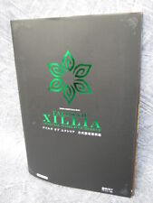 TALES OF XILLIA Official World Guidance w/Poster Card Art Book NM*