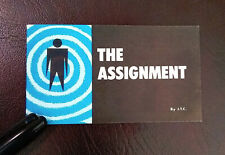 JACK CHICK TRACT The Assignment 1972 MINT *RARE VARIATION CHICK PUBLICATION SEE*