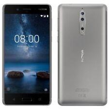 Téléphones mobiles Nokia 8 wi-fi