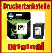 Original hp 300XL Black Deskjet F4210 F4224 F4272 D4280 F4580 Photosmart C4670