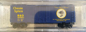 N scale collector NSC special run B&O chessie system 3rd convention