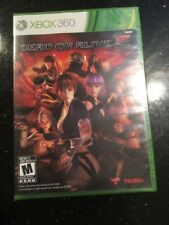 Dead Or Alive 5 - XBOX 360 Brand New Factory Sealed