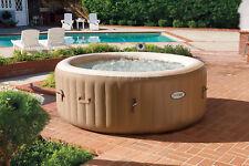 Whirlpool PureSpa Intex Spa XXL Bubble Therapy Kalkschutz 28408