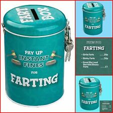 funny unusual gifts for him unique christmas gift for men women mum tin farting