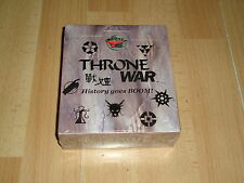 SHADOWFIST THRONE WAR UNOPENED BOX WHEN 24 BOOSTER PACKS NEW FACTORY SEALED