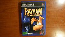 2375 Playstation 2 Rayman Revolution PS2 PAL