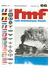 RMF N° 66 LES BIG BOY DE L UNION PACIFIC ET LEUR REPRODUCTION HO / TRANSFORMATEU