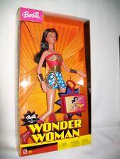 Barbie As Wonder Woman Dc Comics 2003 Mip
