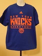 Nuevo Minor Flaw - NBA Nueva York Knicks Youth Pequeño S (8) Adidas Camisa