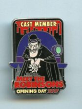 Disney Opening Day Meet the Robinsons Villain Bowler Hat Guy Cast Member LE Pin