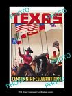 OLD LARGE HISTORIC PHOTO OF 1936 TEXAS USA STATE CENTURY CELEBRATIONS POSTER 4