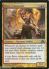 MTG - Dragon's Maze - Blaze Commando - Foil - NM