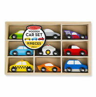 Melissa and Doug 13178 - Wooden Car Set - NEW!!