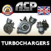 Turbocharger 753420 for 1.6 HDI / TDCI -  Ford, Citroen, Peugeot, Volvo, Mini.