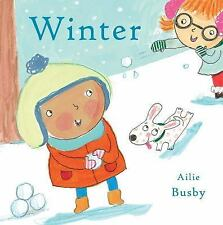Seasons: Winter 4 by Child's Play Staff (2015, Board Book)