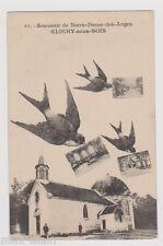 """CPA """" CLICHY SOUS BOIS - Souvenir de Notre-Dame-des-Anges"""