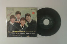 "The Beatles ""I should have known bette/Tell me why"" 45 GIRI 7"" PARLOPHON VG/VG"