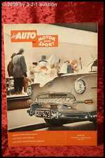 Volvo 264 GLE Ford Capri 2,8i Lada Niva AMS Auto Motor Sport 8//81