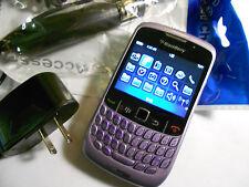 BlackBerry Curve 8530 Purple 3G QWERTY Camera WIFI Bluetooth VERIZON SmartPhone