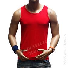 Men's Tank Top Sleeveless T-Shirt Muscle Camo Fashion T A-Shirt GYM Bodybuilding