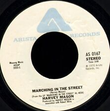 "HARVEY MASON marching in the street/building love AS 0167 usa arista 7"" WS EX/"
