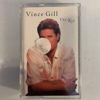 Vince Gill The Key (Cassette)