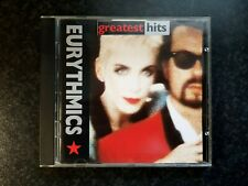 EURYTHMICS - GREATEST HITS - CD ALBUM
