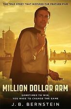 Million Dollar Arm: Sometimes to Win, You Have to Change the Game-ExLibrary