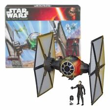 New Star Wars First Order Special Forces TIE Fighter & Pilot Figure Official