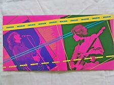 The Kinks One For The Road 1980 Arista A2L-8401 Press w/ Poster Insert 2LP's VG+