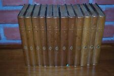 LIVRE RELIE LOT DE 12 VOLUMES COLLECTION GUILLAUME LE BAMBOU ILLUSTRE N° 1 A 12