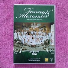 dvd film Fanny et Alexandre avec Bertil Guve