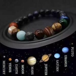 Planeten Chakra Armband