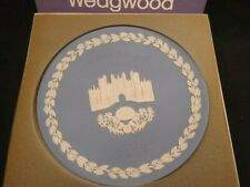 Wedgwood Christmas Limited Edition Plate 1976