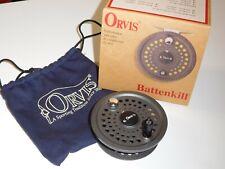 <>ORVIS - BATTENKILL<> Fly Reel 1970-62 Extra Spool<>NIB
