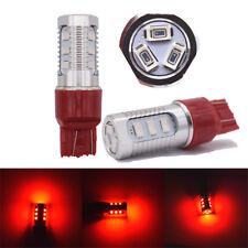 Car-styling Red LED Flashing Strobe Blinking Rear Alert Safety Brake Tail Lights