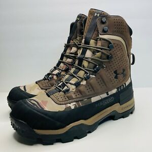 New Under Armour Brow Tine 2.0 400G Waterproof Hunting Boots 3000292-901 Size 9