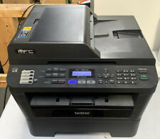 Brother MFC-7860DW Wireless Printer Scanner Fax All In One for Home and Business