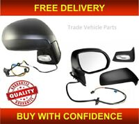 Citroen C4 Grand Picasso 2007-2013 Door Wing Mirror Electric Heated Driver Side
