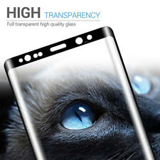 Samsung Galaxy S9 Plus Screen Protector Tempered Glass Curved Case Friendly 5D