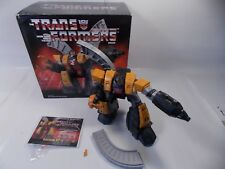 TRANSFORMERS OMEGA SUPREME STATUE DIAMOND SELECT TOYS #315/1000 SOLD AS IS