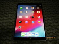 Apple iPad Pro 10.5 Wi-Fi | 64GB 256GB 512GB I Gray Silver Gold | Grade C