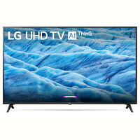 "LG 55UM7300PUA.AUSD 55"" 4K HDR Smart LED IPS TV w/ AI ThinQ (2019 Model)"
