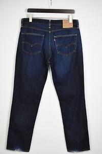 Levi Strauss & Co.511 Herren W36/L32 Dunkelblau Slim Fit Jeans 35838 / GS
