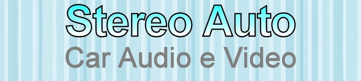 Stereo Auto Car Audio e Video