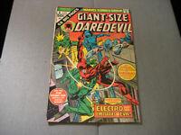Giant-Size Daredevil #1 (1975, Marvel) Low Grade
